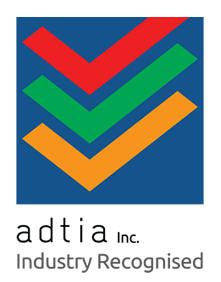 ADTIA Industry Recognised